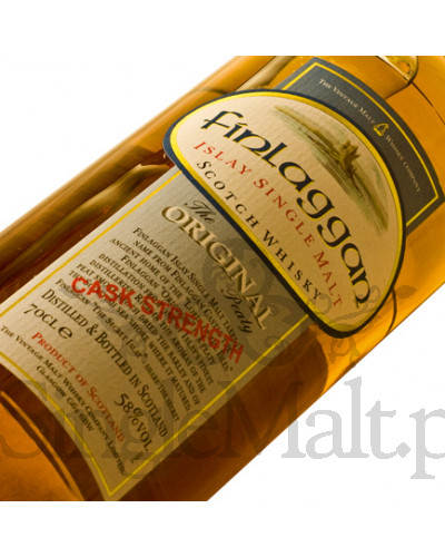 Finlaggan Cask Strength / Old Reserve / 58% / 0,7 l