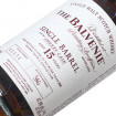 Balvenie 15 Years Old Single Barrel / Sherry Cask / 47,8% / 0,7 l