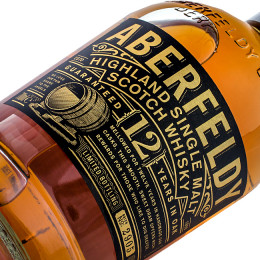 Aberfeldy 12 Years Old / 40% / 0,7 l