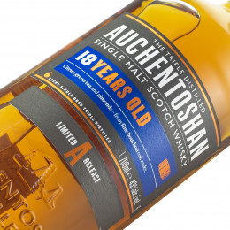 Auchentoshan 18 Years Old / 43% / 0,7 l