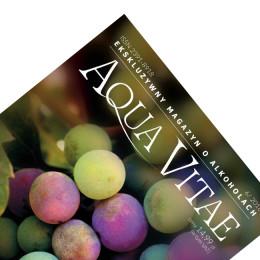 Aqua Vitae - magazyn o alkoholach - 06-2016