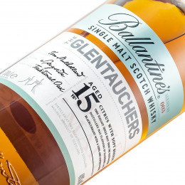 Ballantine's Glentauchers 15 Years Old / 40% / 0,7 l