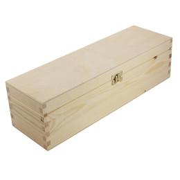 Skrzynka drewniana - naturalna