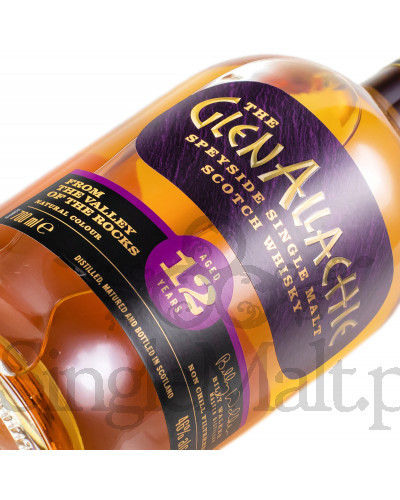 GlenAllachie 12 Years Old / 46% / 0,7 l