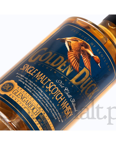Glen Garioch 20 Years Old / 1991 / Golden Duck / 46% / 0,7 l