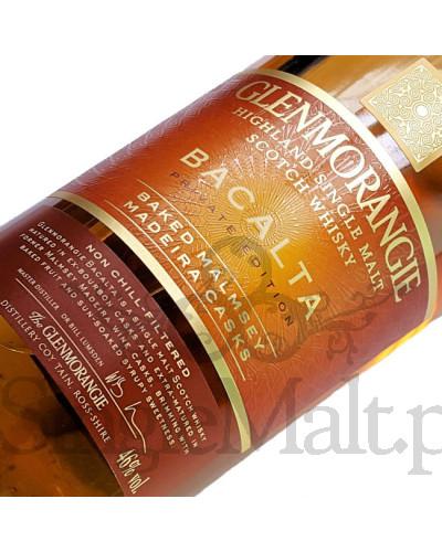Glenmorangie Bacalta / 46% / 0,7 l