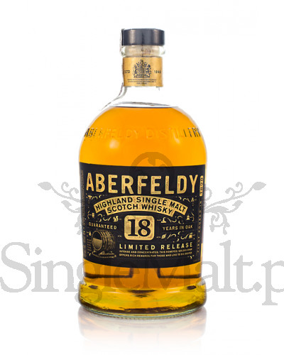 Aberfeldy 18 Years Old / 40% / 1,0 l