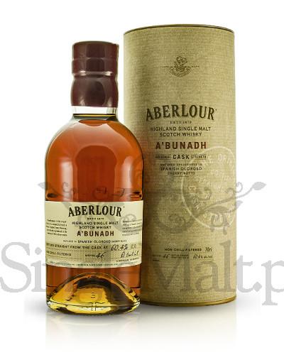 Aberlour A'bunadh (batch 46) / 60,4% / 0,7 l