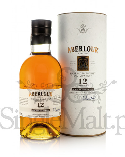 Aberlour 12 Years Old Non Chillfiltered / 48% / 0,7 l