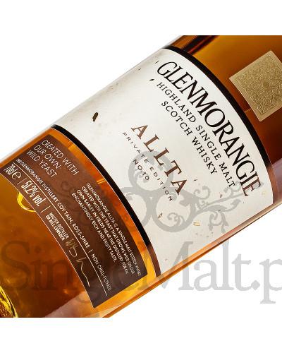 Glenmorangie Allta / 51,2% / 0,7 l