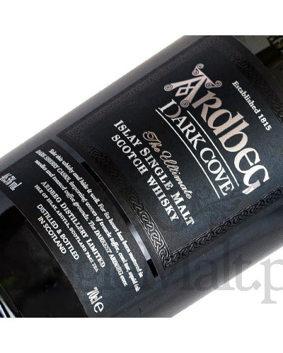 Ardbeg Dark Cove / 46,5% / 0,7 l