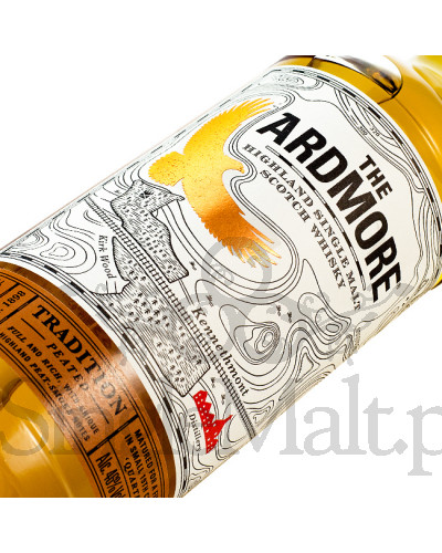 Ardmore Tradition / 46% / 1,0 l