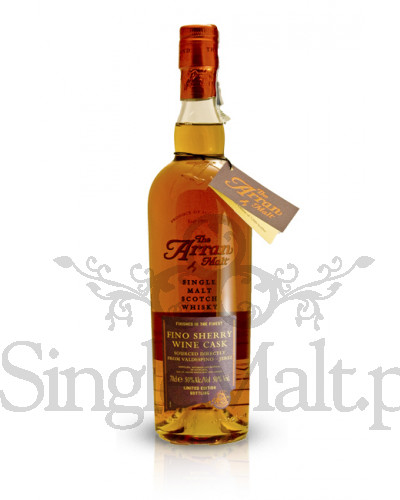 Isle of Arran Fino Sherry Finish / 50% / 0,7 l