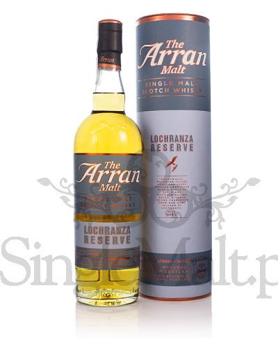 Isle of Arran Lochranza Reserve / 43% / 0,7 l