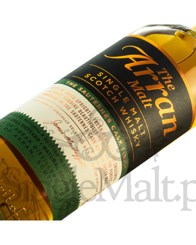 Isle of Arran Sauternes Cask Finish / 50% / 0,7 l
