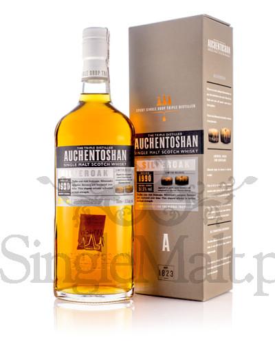 Auchentoshan 21 Years Oak Silver Oak / 1990 / 51,5% / 0,7 l