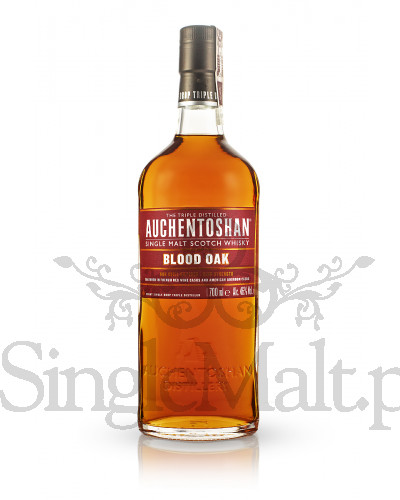 Auchentoshan Blood Oak / 46% / 0,7 l