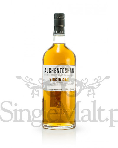 Auchentoshan Virgin Oak / 46% / 0,7 l