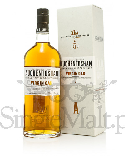 Auchentoshan Virgin Oak (batch 2) / 46% / 0,7 l
