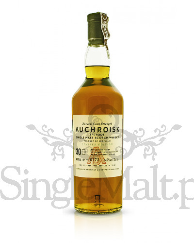 Auchroisk 30 Years Old / 2012 / 54,7% / 0,7 l