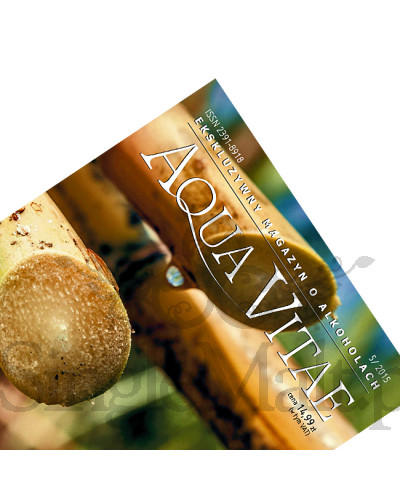 Aqua Vitae - magazyn o alkoholach - 05-2015