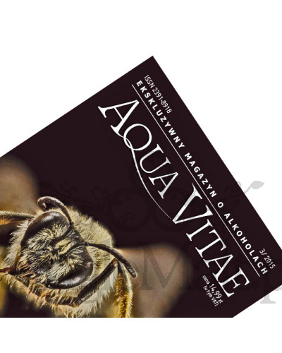 Aqua Vitae - magazyn o alkoholach - 03-2015