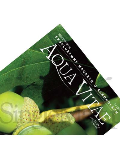 Aqua Vitae - magazyn o alkoholach - 01-2016