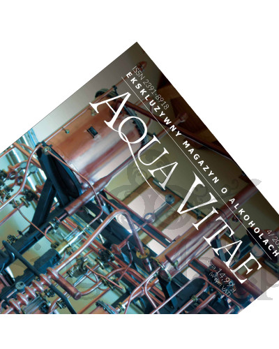 Aqua Vitae - magazyn o alkoholach - 04-2017