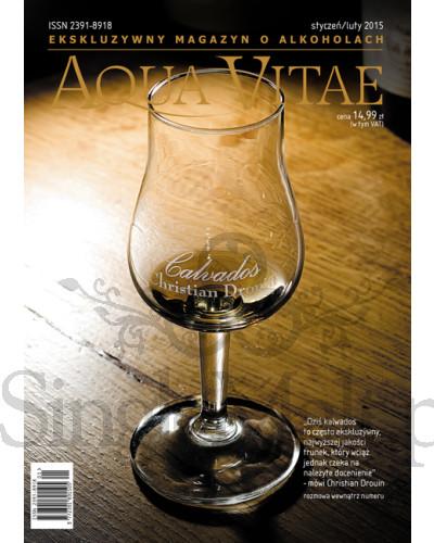 Aqua Vitae - magazyn o alkoholach - 01/02-2015