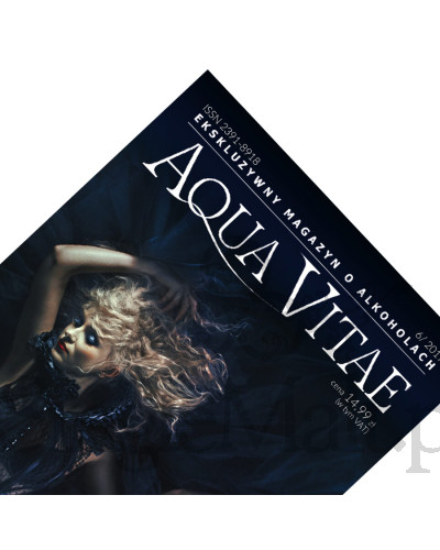 Aqua Vitae - magazyn o alkoholach - 06-2017