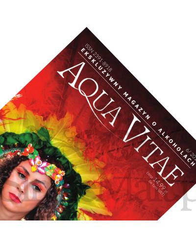 Aqua Vitae - magazyn o alkoholach - 06-2018