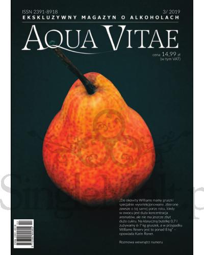 Aqua Vitae - magazyn o alkoholach - 03-2019