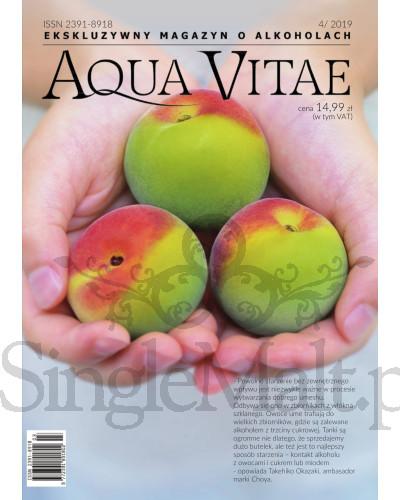 Aqua Vitae - magazyn o alkoholach - 04-2019