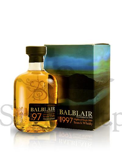 Balblair 1997 Vintage / 43% / 0,7 l