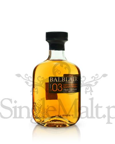 Balblair 2003 Vintage / 1st release / 2014 / 46% / 0,7 l