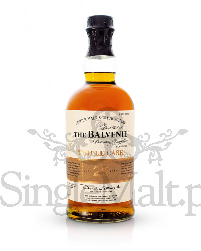 Balvenie 25 Years Old Triple Cask / 40% / 0,7 l