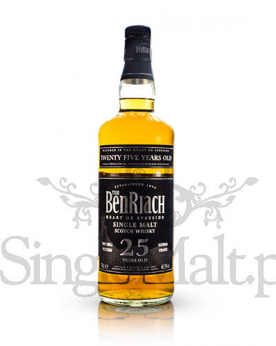 BenRiach 25 Years Old / 46,8% / 0,7 l