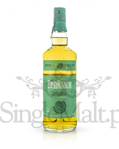 BenRiach Quarter Casks / 46% / 0,7 l