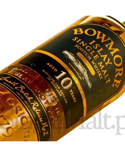 Bowmore 10 Years Old Tempest (batch 2) / 56% / 0,7 l