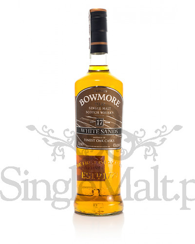 Bowmore 17 Years Old / White Sands / 43% / 0,7 l
