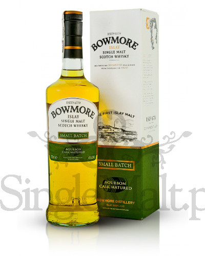 Bowmore Small Batch / 40% / 0,7 l
