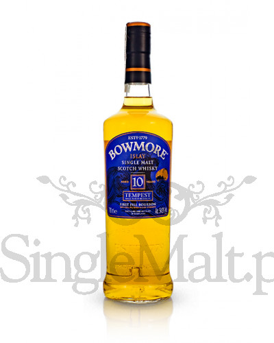 Bowmore 10 Years Old Tempest (batch 6) / 54,9% / 0,7 l