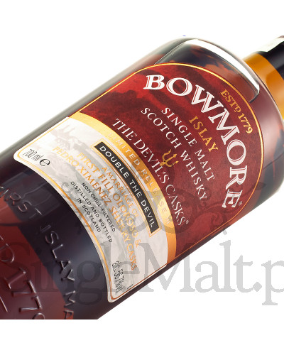 Bowmore The Devil's Casks III / 56,7% / 0,7 l