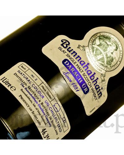 Bunnahabhain Darach Ur (batch 9) / 46,3% / 1,0 l