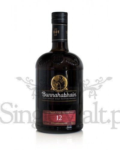 Bunnahabhain 12 Years Old / XII / 46,3% / 0,7 l