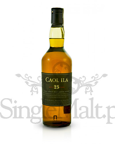 Caol Ila 25 Years Old / 43% / 0,7 l