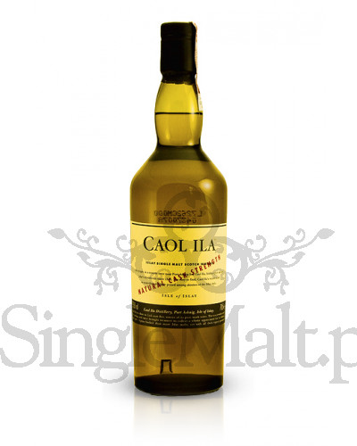 Caol Ila Cask Strength / 59,3% / 0,7 l