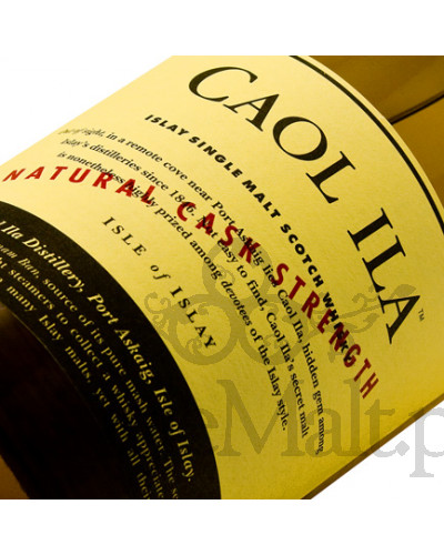 Caol Ila Cask Strength / 61,6% / 0,7 l