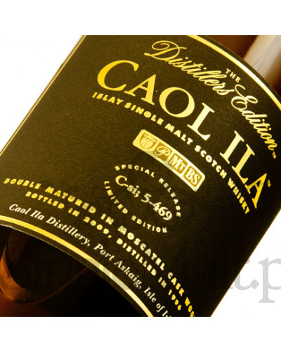 Caol Ila 1996 / Distillers Edition / 2008 / 43% / 0,7 l