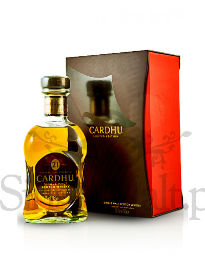 Cardhu 21 Years Old / 1991 / 2013 / 54,2% / 0,7 l